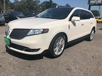 Lincoln MKT 2013 Charleston