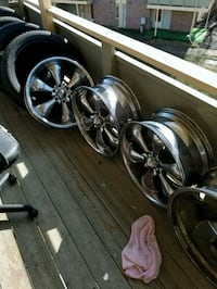 22 inch rims 6 lug Chevy  District Heights, 20747