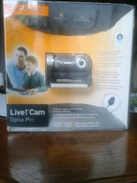 Creative Live Cam Optia Pro Whitchurch-Stouffville, L4A 0J5