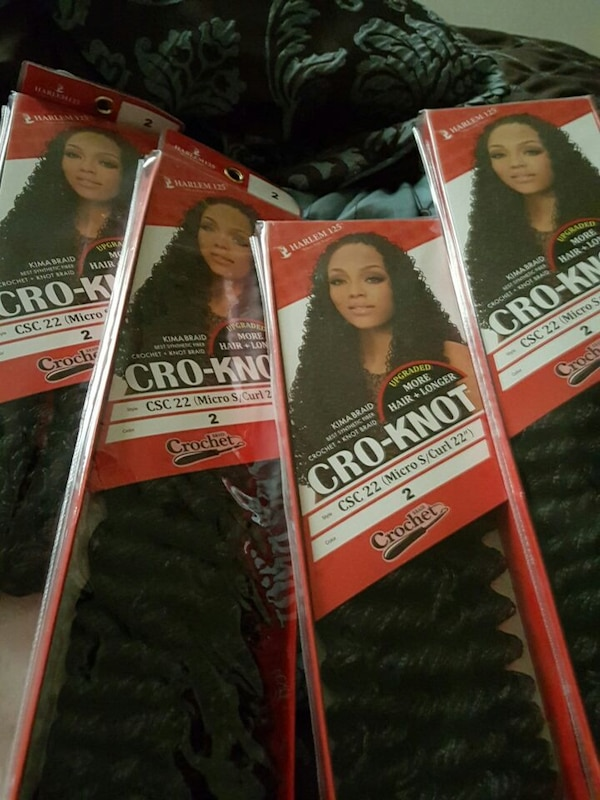 Used Cro Knot Hair Extension For Sale In Albuquerque Letgo