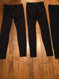 Lululemon leggings all black Mississauga, L5N 2R8