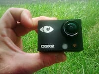 CGX2 high resolution 4k Wi-Fi fast action camera