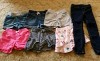 Girls size small 6/6x clothes Greer, 29651