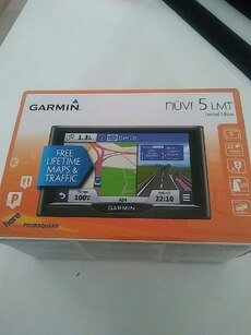 Garmin Auto GPS-Box