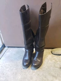 Knee High boots size 9 Vallejo, 94589