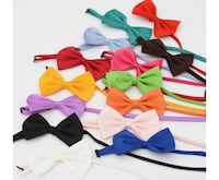 Bow ties for cats / small dogs  Mississauga, L5A 3K7