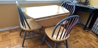 Must go! Extending table with 3 chairs New York, 10065