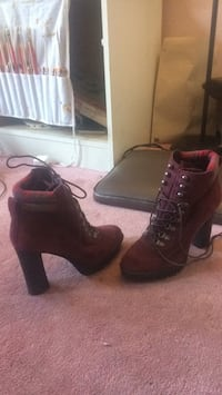$200 Nine West heels 8.5M like new Mississauga, L5R 3K9