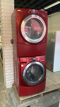 Washer and dryer front load  Toronto, M6H 3L8