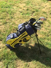 Golf clubs set for children youth  Commack