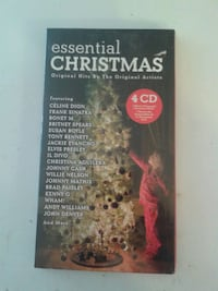 Essential Christmas - 4 CD Collection..Bnib Oshawa, L1J 4Z3
