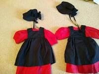 18 inch doll Amish outfit (we have 2) Frederica, 19946