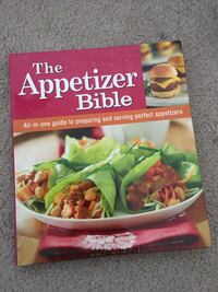 The Appetizer bible cook book Havelock, 28532