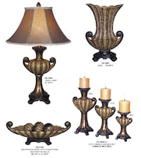 Lamps, lamp accents