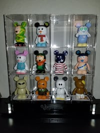 Disney Vinylmation Holiday Series #1 Complete w/ Chaser Windermere