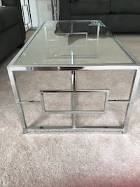 Silver Coffee Table Set- TWO PIECE Charlotte, 28216