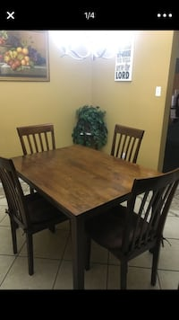 Brown dining table  Houston, 77054