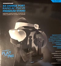 PS4 VR stand and rapid charger set Nesconset, 11767