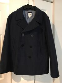 New Navy Blue Gap Men's Peacoat Size Large Kalamazoo charter township, 49004