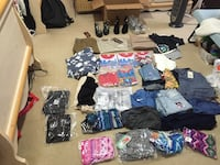 box of brand new clothes  McLean, 22102
