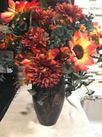 Artificial flowers with Pot 96 mi