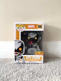 Funko pop Anti Venom hot topic exclusive  48 km