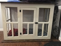 Single or double door dog kennel Baden, 15005