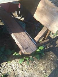 Home made bench Maysville, 30558