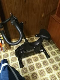 Exercise bike works perfectly,  Mississauga, L5J 1M3