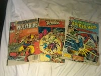Two 1988 xmen comic 1 spiderman 1974 Capitol Heights, 20743