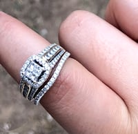 Beautiful Wedding Ring Set  Mesa, 85201
