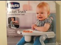 New chicco baby booster seat Falls Church, 22044
