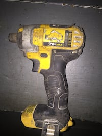 yellow and black DeWalt cordless power drill Chicago, 60629