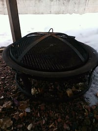 black and gray charcoal grill Red Deer, T4N 4L5