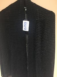 Black shrug cardigan 556 km