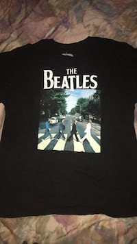 The Beatles Abbey Road Shirt Ottawa, K1T 2Y4