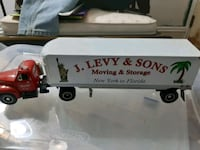 Toy truck and trailer