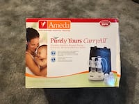 Ameda Purely Yours Double Electric Breast Pump Delta, V4E