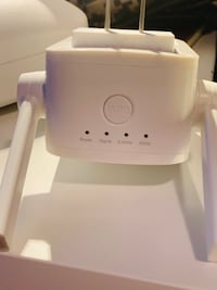 TP link wi-fi Range Extender, walls plugged RE305