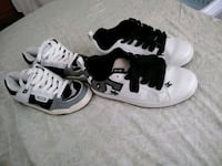 Mens shoe's size Globe 8-DC 8¹/2 10 for both  West Valley City
