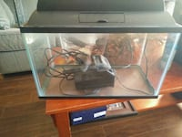 10 gallon fish tank + extras Maple Ridge, V2X