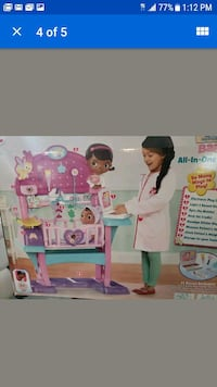 Doc Mcstuffins All on one nursery North Laurel, 20723