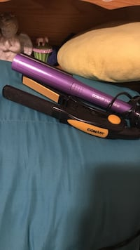 Conair Hair straighteners