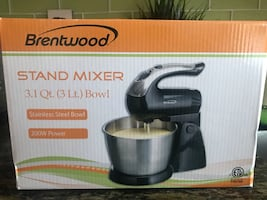 Brentwood Stand Mixer