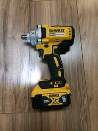This is a brand-new DeWalt XR brushless