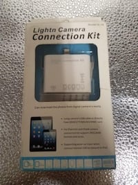 iPhone iPad Lightning Camera Connection Kit Eastvale