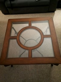 Coffee table with glass Waterloo, N2L 2W6