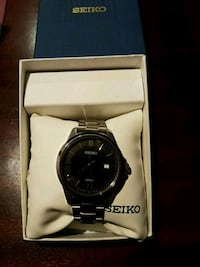 Seiko Mens Analogue Classic Quartz  Watch Vaughan, L4H 1A6