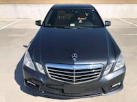 2010 Mercedes-Benz E-Class 550 V8 Washington