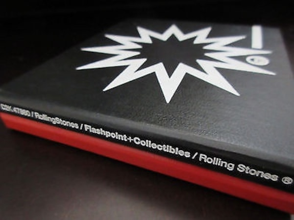 ROLLING STONES FLASHPOINT & COLLECTIBLES CD BOX SET abcb7536-2695-4547-a176-0dc2487010ca